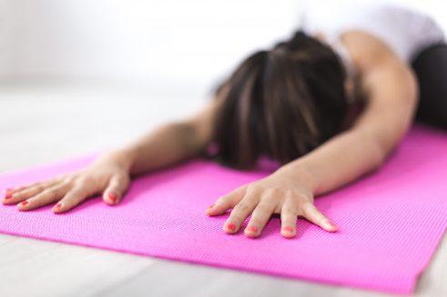 Йога по време на по-специалните женски дни