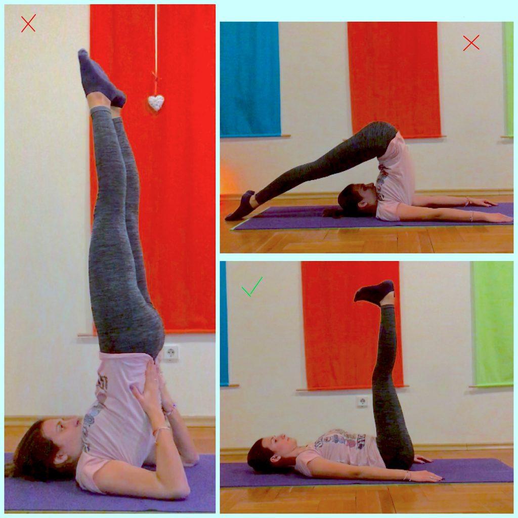 Йога по време на по-специалните женски дни - Гаятри Йога..